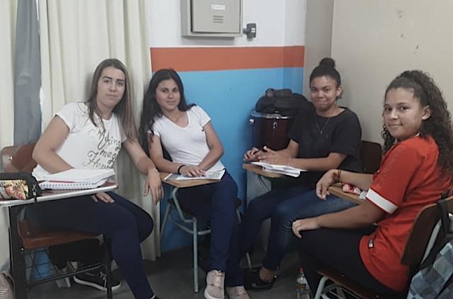VOLUNTÁRIO DINARTE ALBUQUERQUE FILHO - COMUNICAÇÃO ORAL E ESCRITA