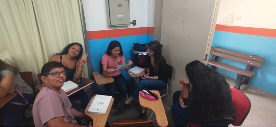 EDUCADORA SOCIAL CASSANDRA VELHO PEREIRA - CIDADANIA | DESENVOLVIMENTO DE LIDERANÇAS